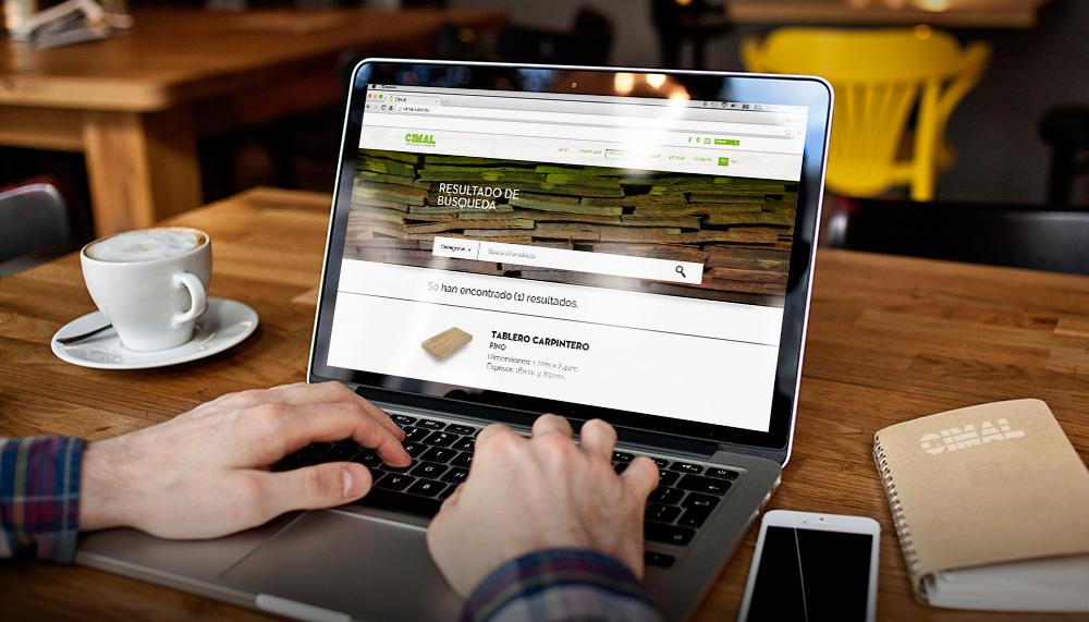 ¿Cómo hacer compras en la web de Cimal?